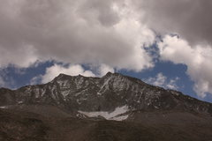 Rock Climbing Photo: Backside of Snowmass mountain