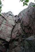 Rock Climbing Photo: Epiphany