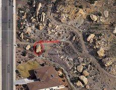 Rock Climbing Photo: Area map.