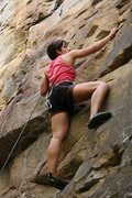 Rock Climbing Photo: obed