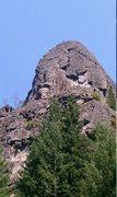 Rock Climbing Photo: Castle Rock from across the street.