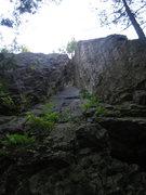 Rock Climbing Photo: A-Frame