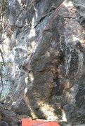 Rock Climbing Photo: G.T.A., V3.