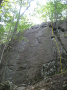 "Rock Climbing Photo: ""Step forward, Tin Man!"""