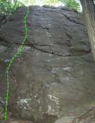 """Rock Climbing Photo: """"Do not arouse the wrath of the great and pow..."""