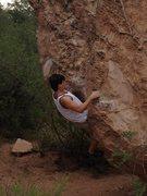 Rock Climbing Photo: V5