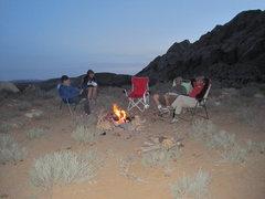 Rock Climbing Photo: Camping Life.