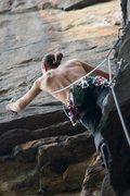 Rock Climbing Photo: What a great climb