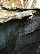 Rock Climbing Photo: Crux 10,000 Restless Virgins
