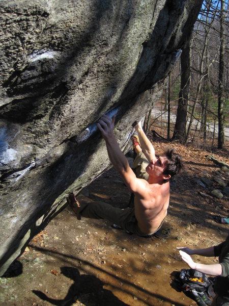 Bouldering?