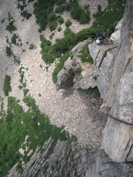 Rock Climbing Photo: Whitney G