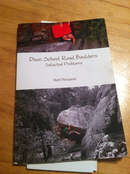Rock Climbing Photo: Guidebook