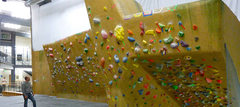 Rock Climbing Photo: West side of Movement bouldering area including &q...