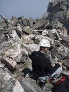 Rock Climbing Photo: The Enclosure.