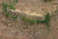 Rock Climbing Photo: Main Cliff (Bing maps)