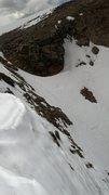 Rock Climbing Photo: Exit onto the summit of James peak