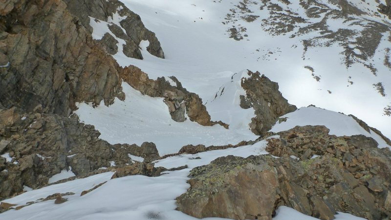 Rock Climbing Photo: James Peak