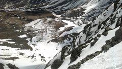 Rock Climbing Photo: View off Torreys