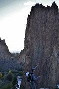 Rock Climbing Photo: smith rock, OR