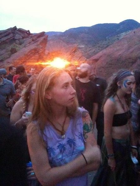 red rocks ampitheatre