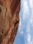 Rock Climbing Photo: yaak crack Red Rock Canyon, NV