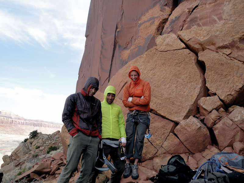 Rock Climbing Photo: CN*