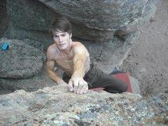 Rock Climbing Photo: Lion's Den