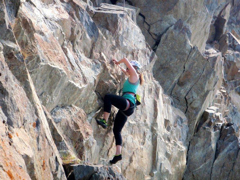 Rock Climbing Photo: Memorial Day Climbing party at Party World
