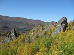 Rock Climbing Photo: Main Rock and Pump Master Rock