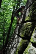 Rock Climbing Photo: Tim Mijal styling it