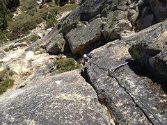 Rock Climbing Photo: Marissa