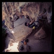 Rock Climbing Photo: Start of Liposuction
