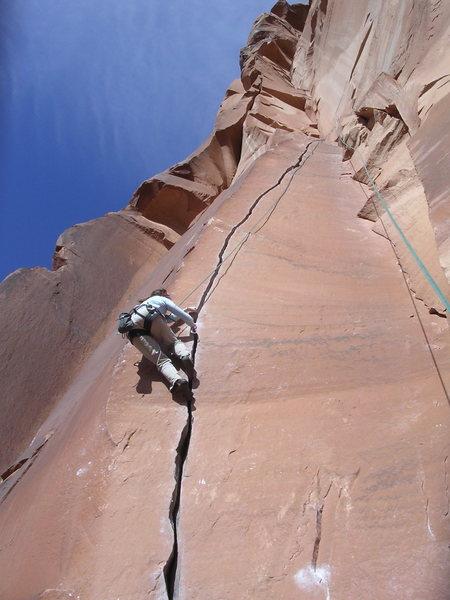 Rock Climbing Photo: Scarface TR