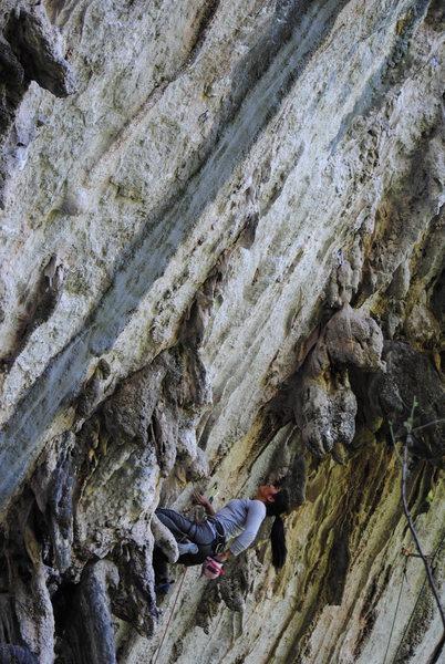 Rock Climbing Photo: La Gripa