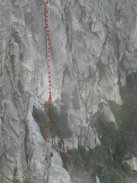 detail of pitch 3
