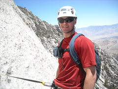 Rock Climbing Photo: Whitney Portal Buttress