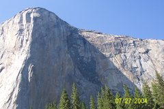 Rock Climbing Photo: North America Wall, El Capitan.