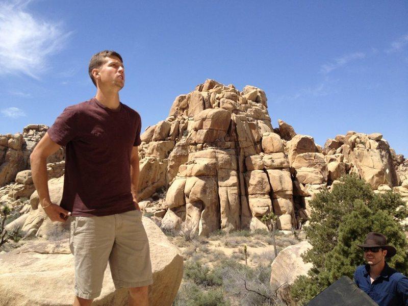 Joshua Tree Climbing Trip '12
