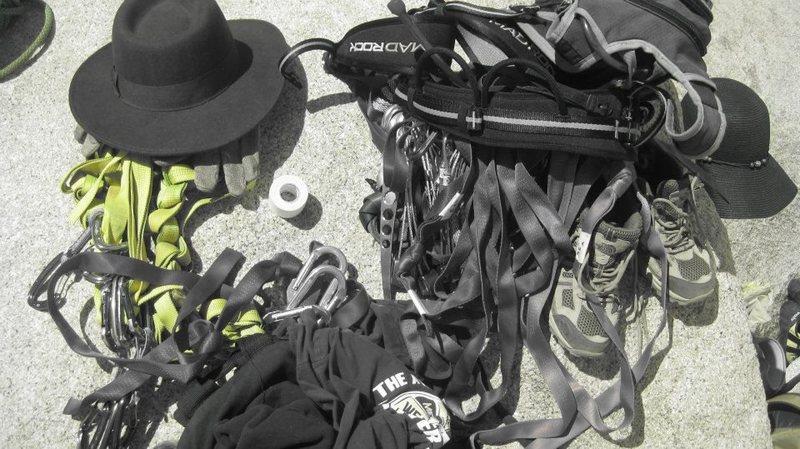Rock Climbing Photo: Joshua Tree Climbing Trip '12
