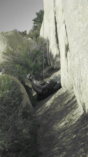 Joshua Tree Climbing Trip '12<br> ~ Belay Monkey