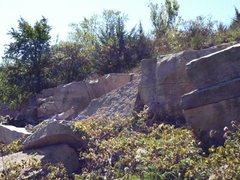 Rock Climbing Photo: more