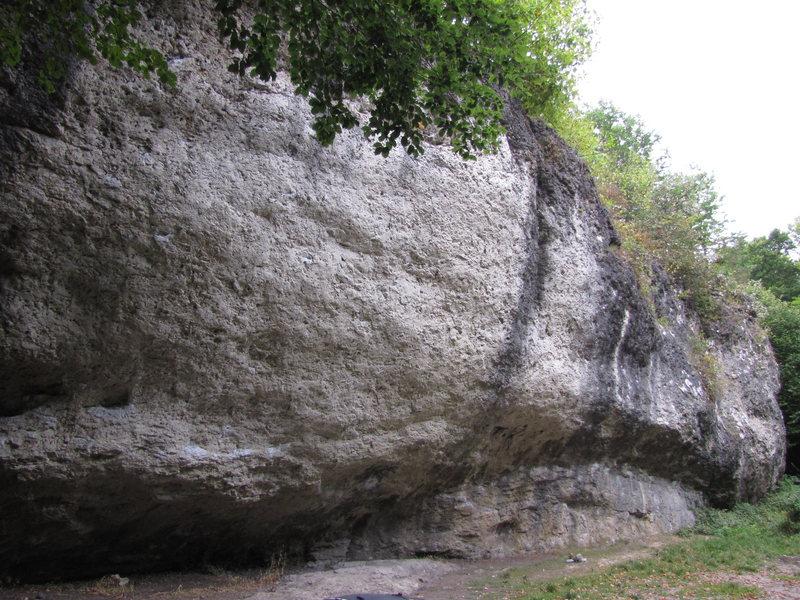 Rock Climbing Photo: Klagemauer