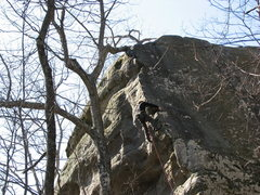 Rock Climbing Photo: Cold Sunny Days!