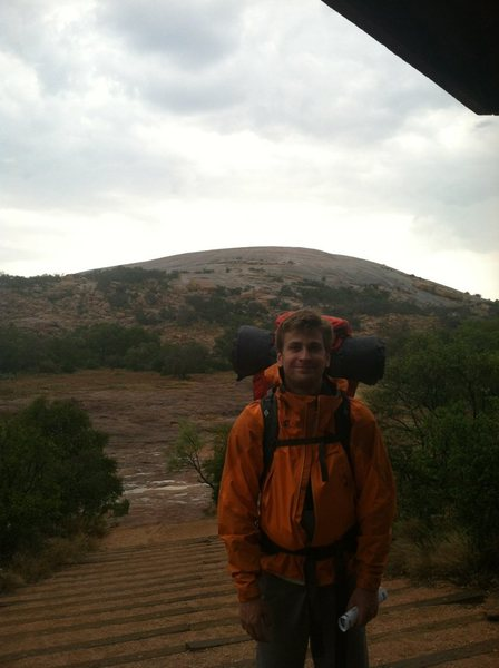 Enchanted rock, tx