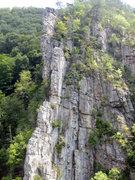 Rock Climbing Photo: From Ecstasy