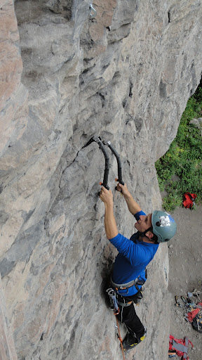 Rock Climbing Photo: Fun route!