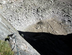 Rock Climbing Photo: P1 of 'Cary Granite'