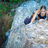 Climbing Econimique.