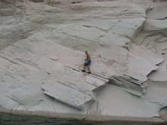 Rock Climbing Photo: This might be it...not sure?