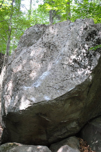 Rock Climbing Photo: Pic of Ledge Fund